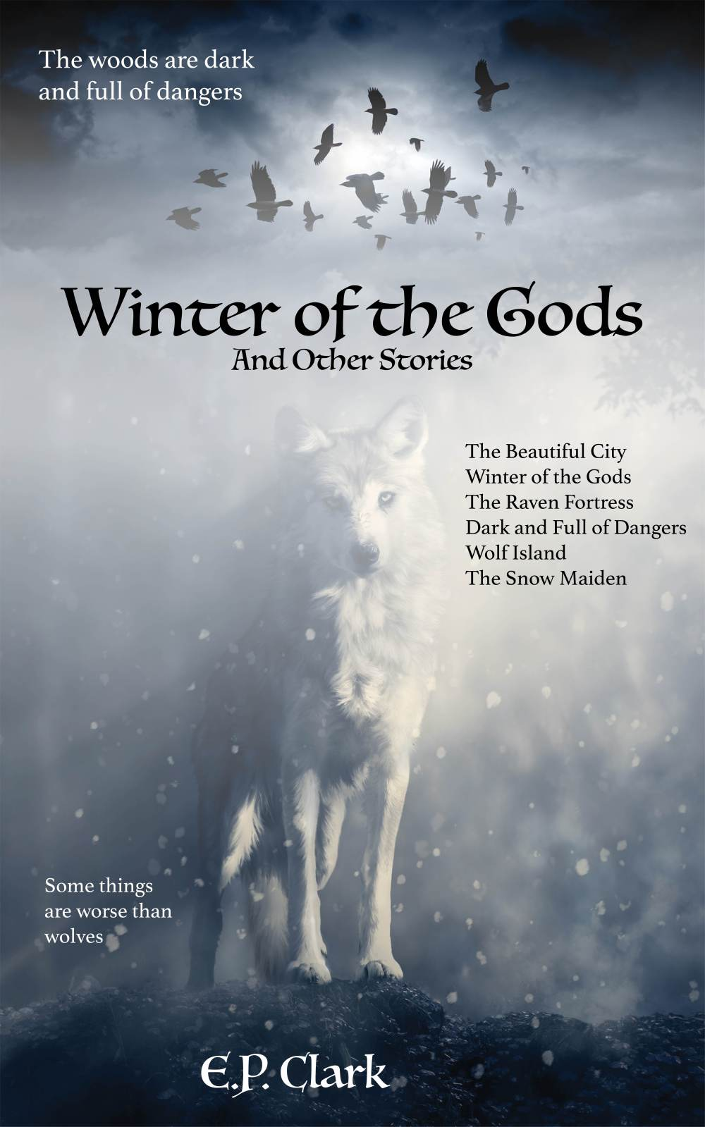 Winter of the Gods Cover Small