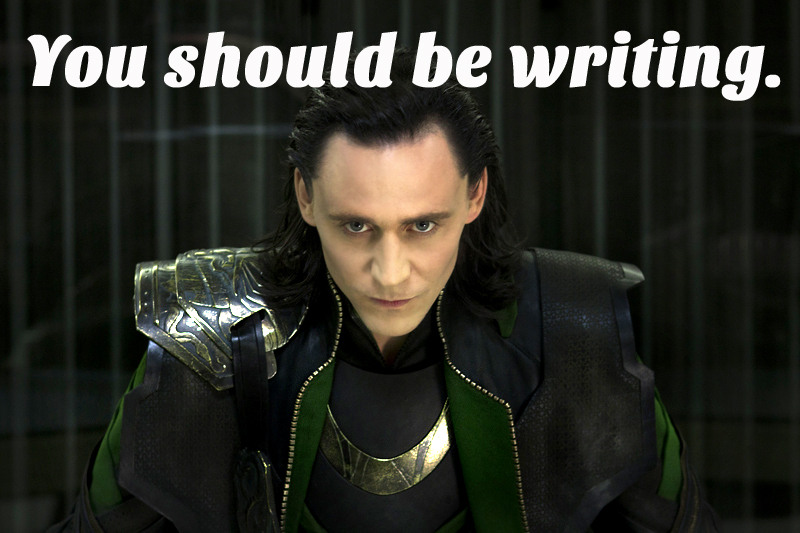 you-should-be-writing-loki