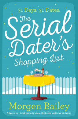 Serial Dater's shopping list
