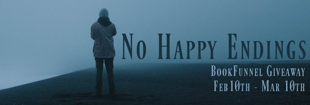 No Happy Endings giveaway