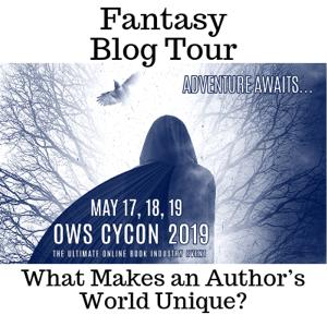 Fantasy blog tour