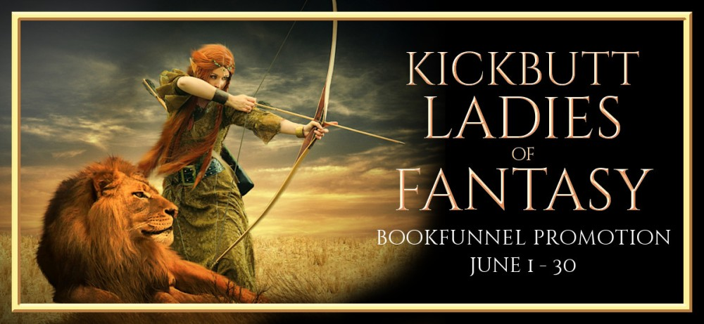 Kickbutt Ladies of Fantasy