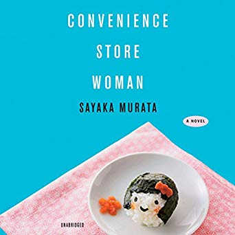 Convenience Store Woman Audio Cover