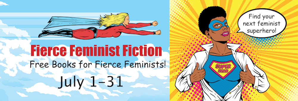 Feminist Fiction Banner