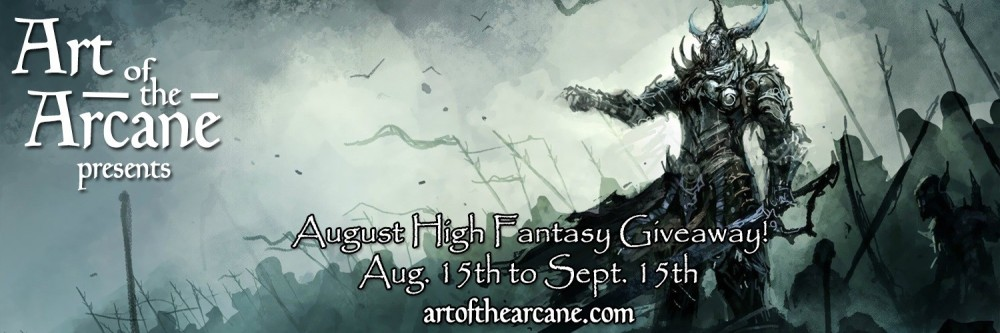 August High Fantasy Giveaway