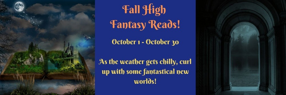 Fall High Fantasy Reads