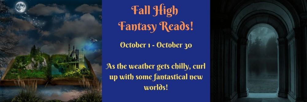 Fall High Fantasy Reads