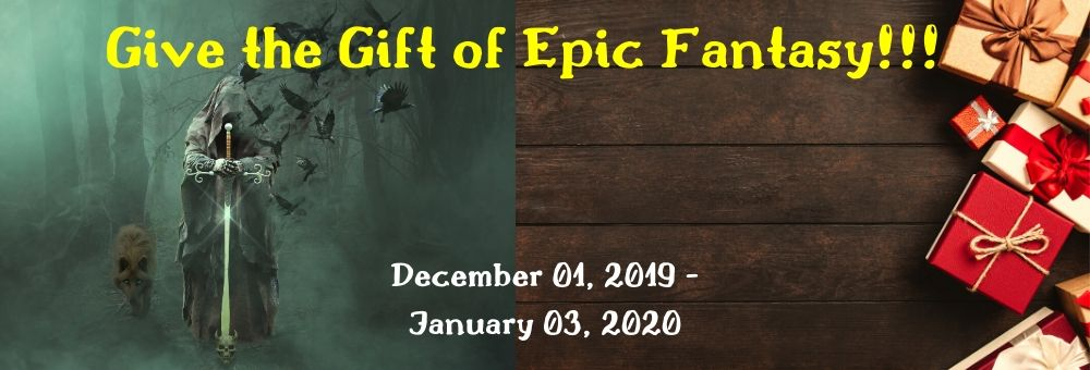 Give the Gift of Epic Fantasy