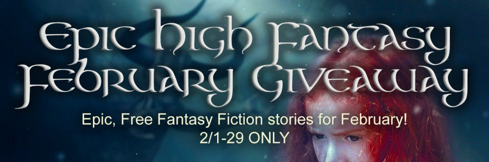 Epic High Fantasy February Giveaway