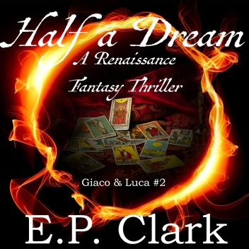 Half a Dream Audiobook Cover 1