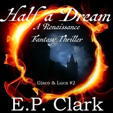 Half a Dream Audiobook Cover 4