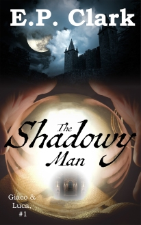 The Shadowy Man Cover 2:6:20