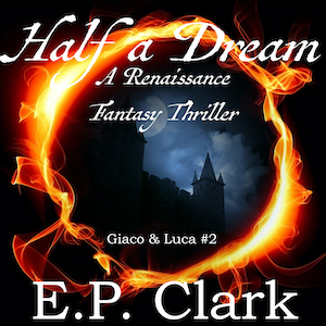 Half a Dream Audiobook Cover Small