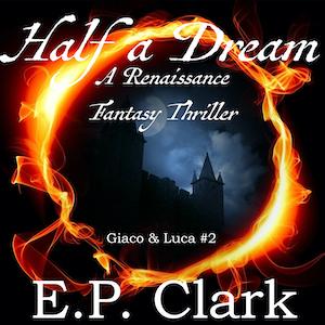 Half a Dream Audiobook Cover Small