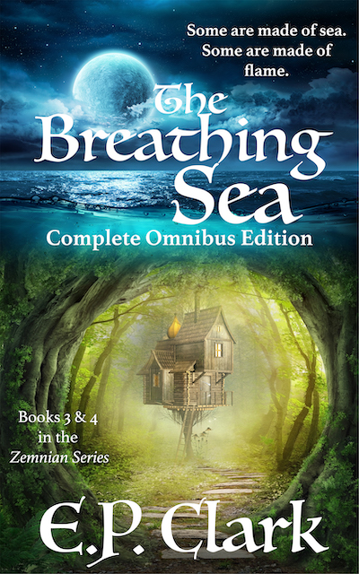 The Breathing Sea Omnibus Cover Small