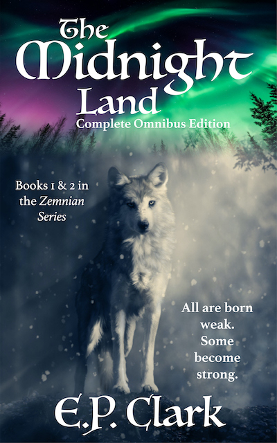 The Midnight Land Omnibus Cover small